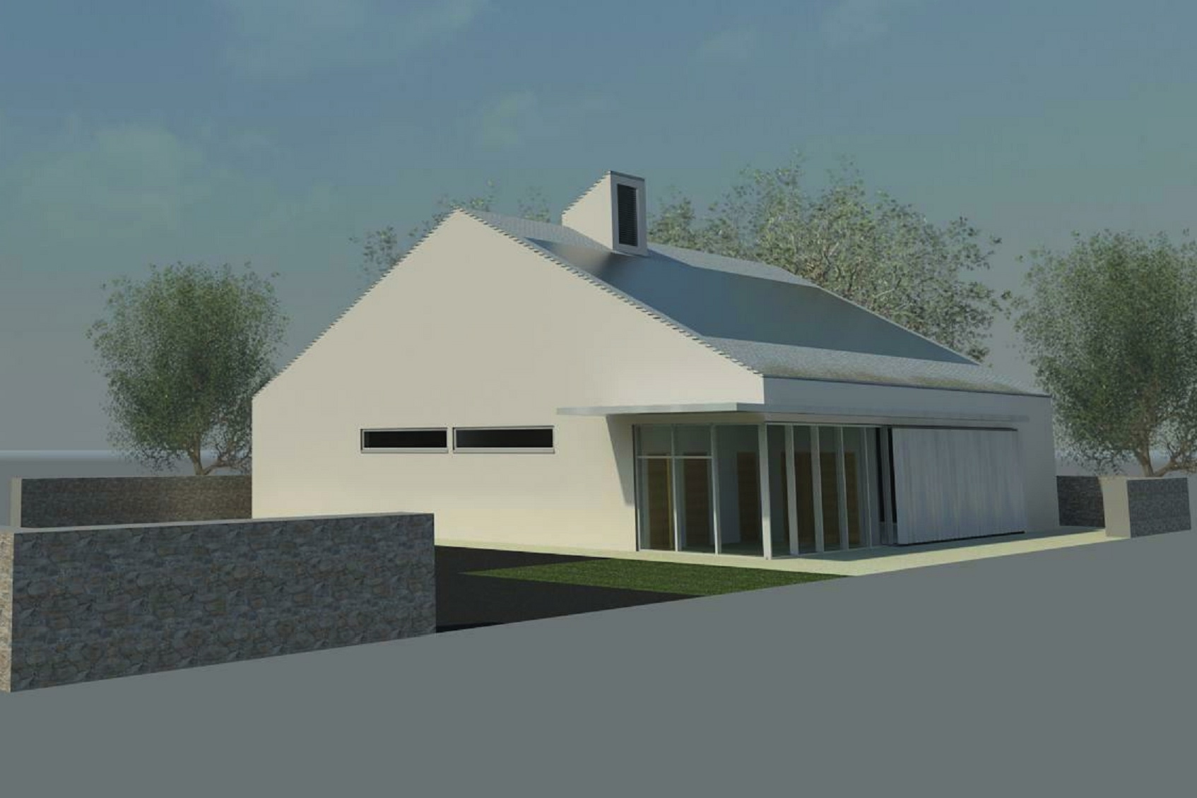 melling 3 small sq plan - Rendering - 3D View 2_3